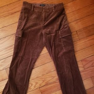 Soft Brown Cargo Pants!!